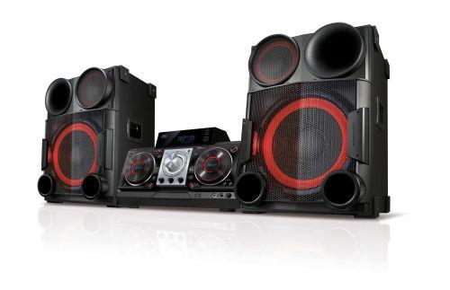 Bluetooth система lg cm2460 - 52