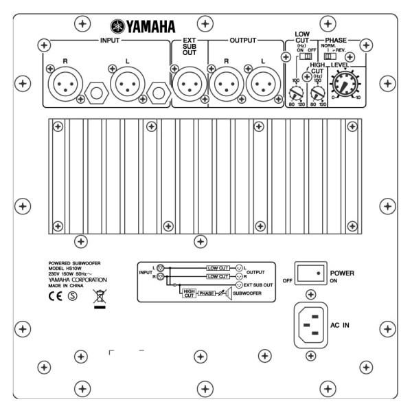 инструкция к усилителю ямаха rx-v463