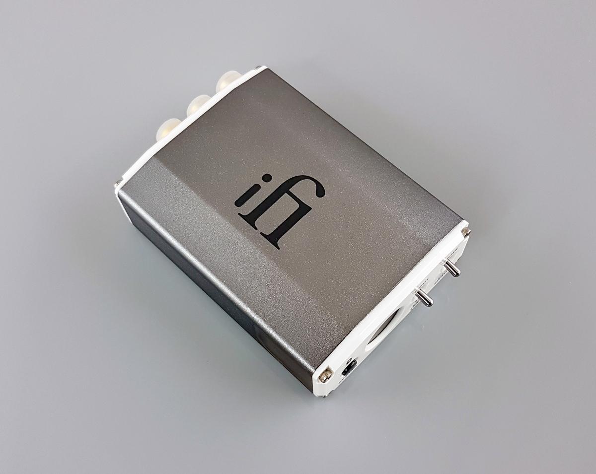 Портативный ЦАП iFi Nano iOne