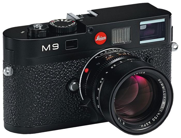 Беззеркальный фотоаппарат leica m9