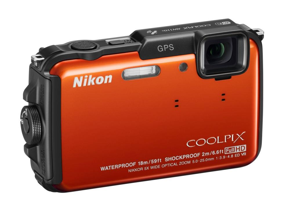 Объектив Nikon Nikkor AW 10 mm F/2.8 for Nikon 1