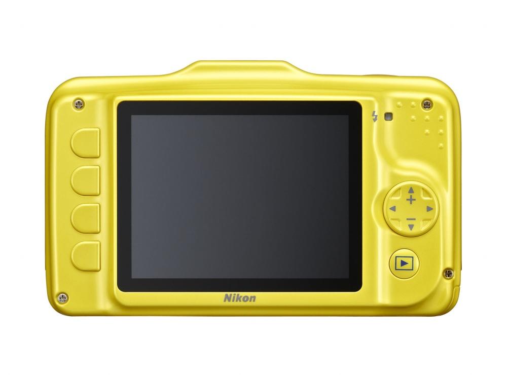 Компактные фотокамеры Nikon COOLPIX AW110 и COOLPIX S31 ...