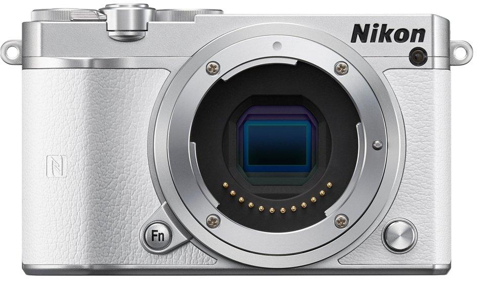 Фотоаппарат Nikon 1 J5 White + 10-30 PD Zoom