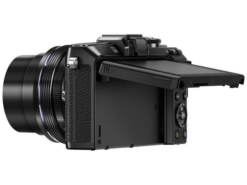 Фотоаппарат Olympus PEN E-PL7 Kit 14-42 mm EZ Silver