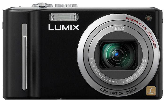 Компактная камера panasonic lumix dmc-tz20 black