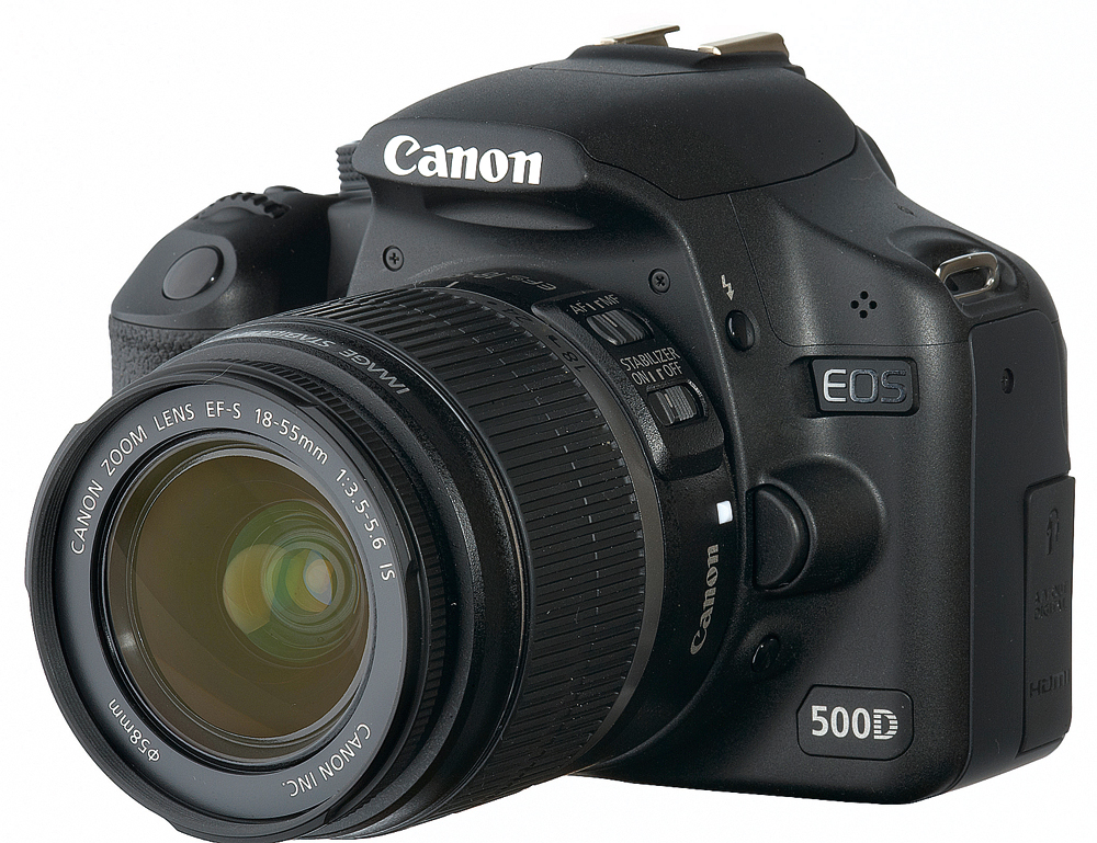 ЕЖЖЫ - Фотокамера Canon EOS 7D. Первые личные впечатления.