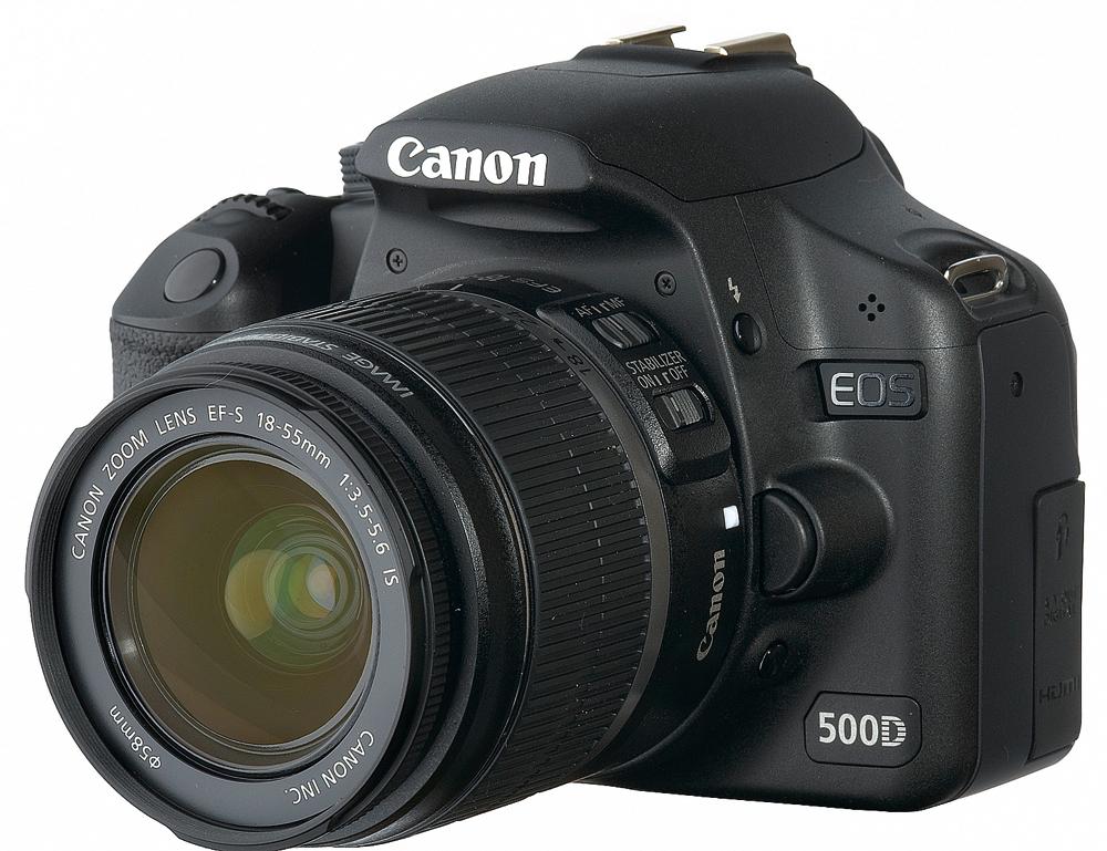 Полный обзор фотоаппарата Canon EOS 500D