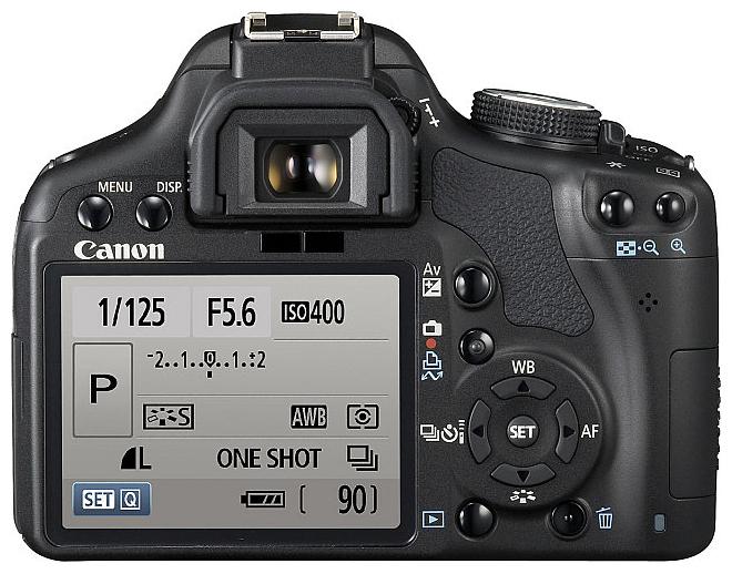 Обзор Canon 500D. Тест камеры Canon EOS 500D