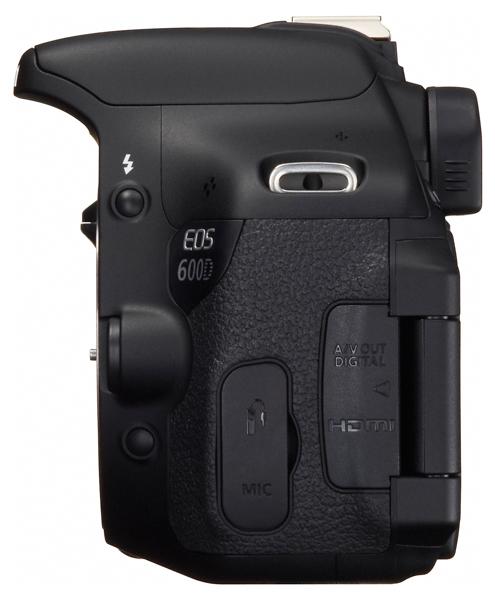 фотоаппарат canon eos 600d инструкция