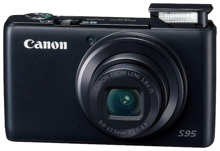 Обзор Canon PowerShot S95