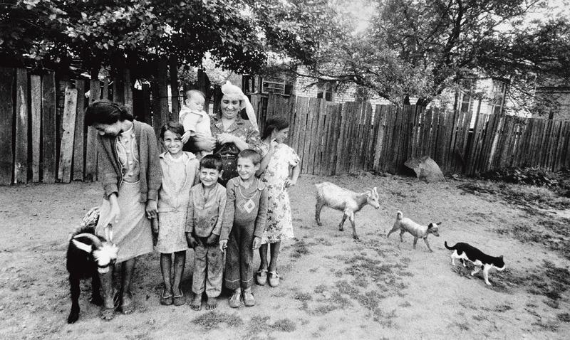 8. Цыганская идиллия. 1986