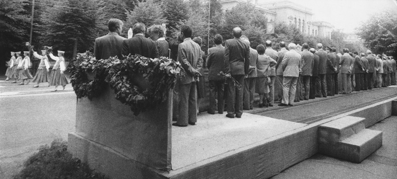 2. Латвия. ЦКовскоая элита. 1985