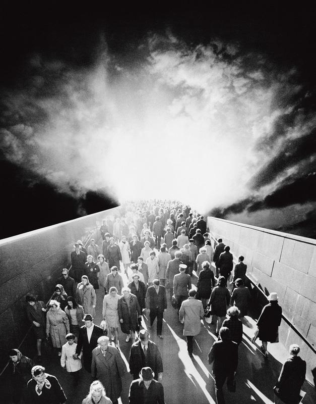 9. Серия Humanus. Реконструкция VII. 1976
