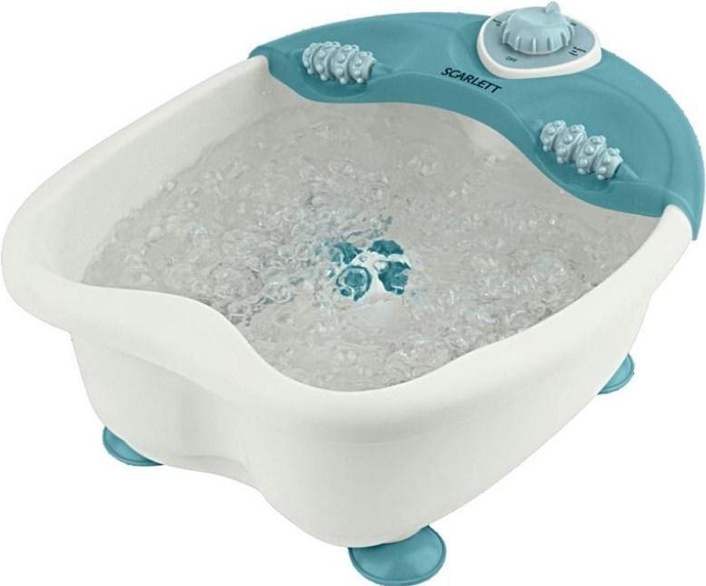 ванночка для ног скарлет инструкция - фото 8