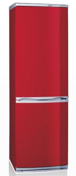 Красные холодильники фото