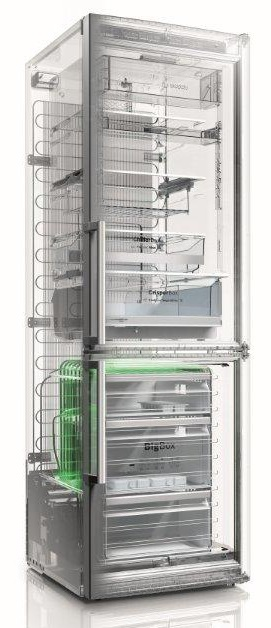 bosch lowfrost. Black Bedroom Furniture Sets. Home Design Ideas