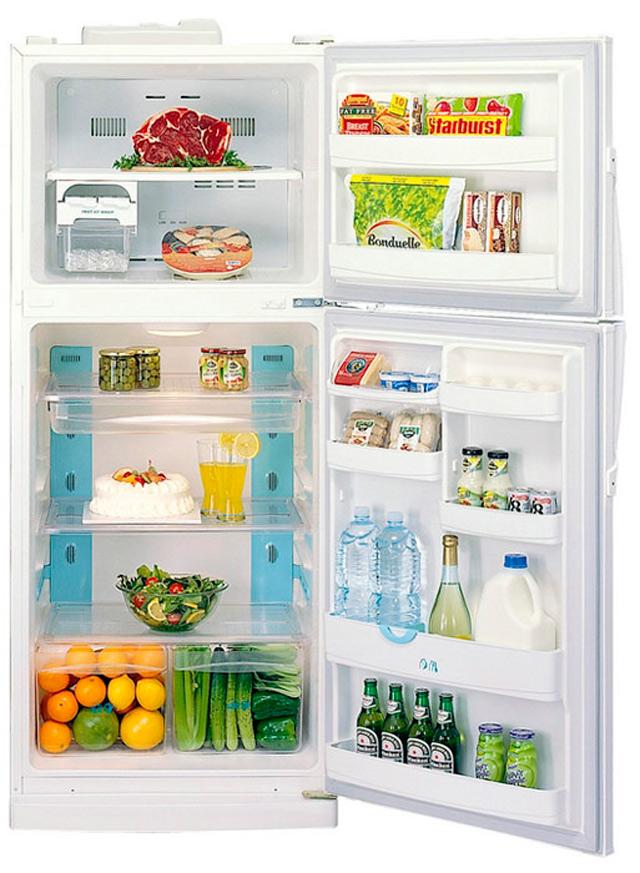холодильник дэу Fr-3501 инструкция - фото 10