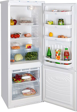 Устройство холодильникjd «nord».