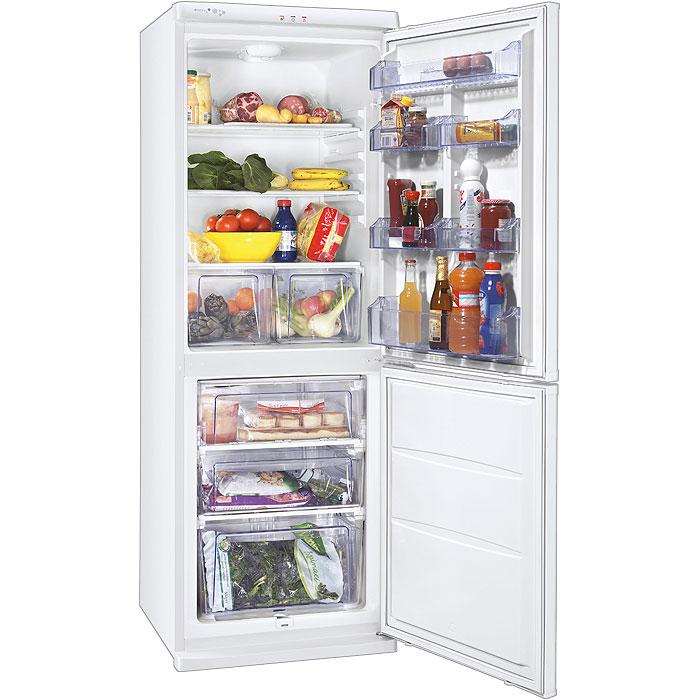 Холодильник Занусси Двухкамерный Инструкция - фото 10