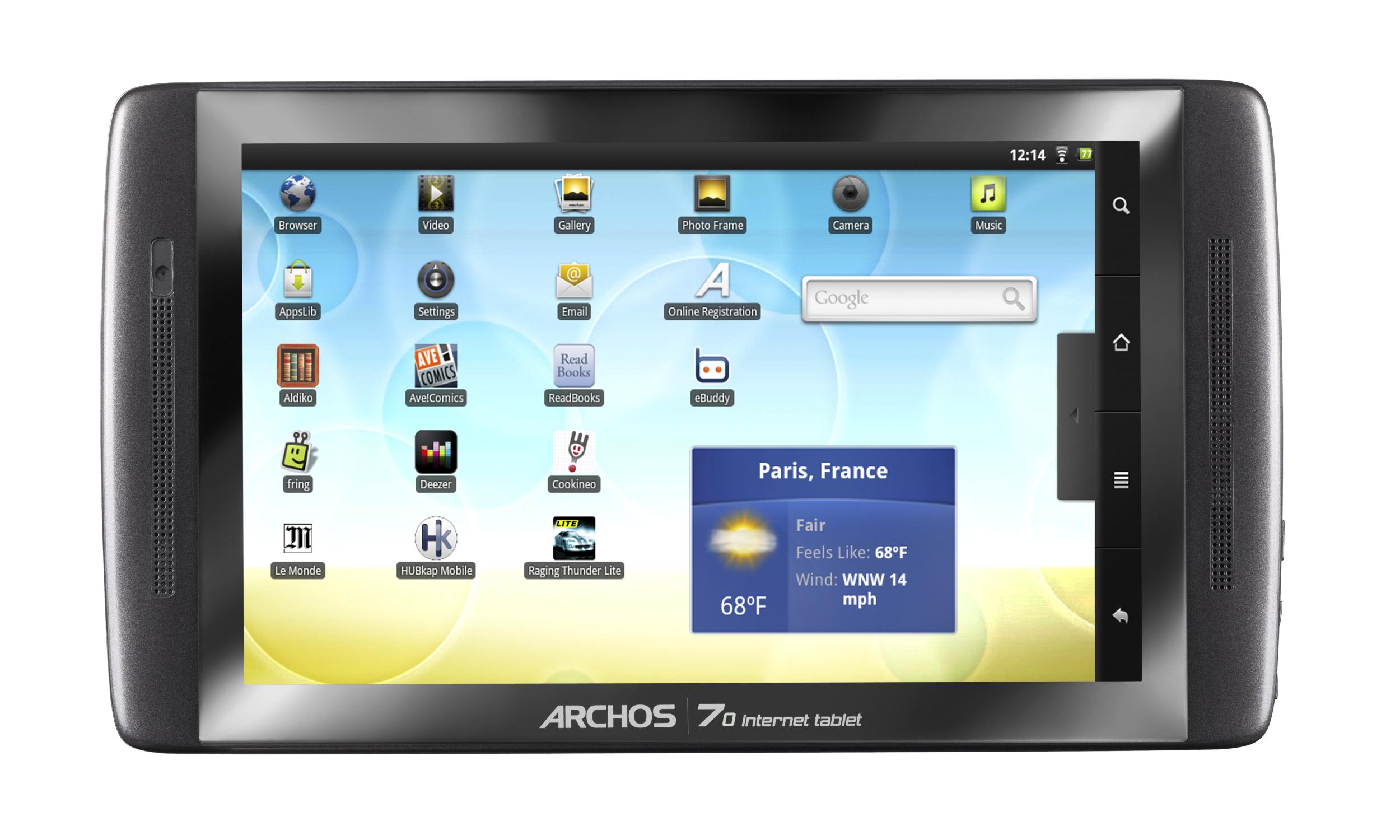 Archos 9 Pctablet Driver Download