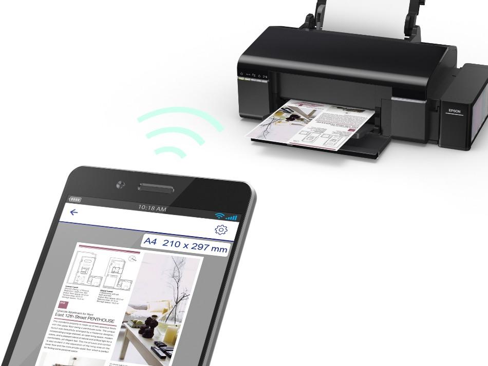 Как сделать принтер с wi fi
