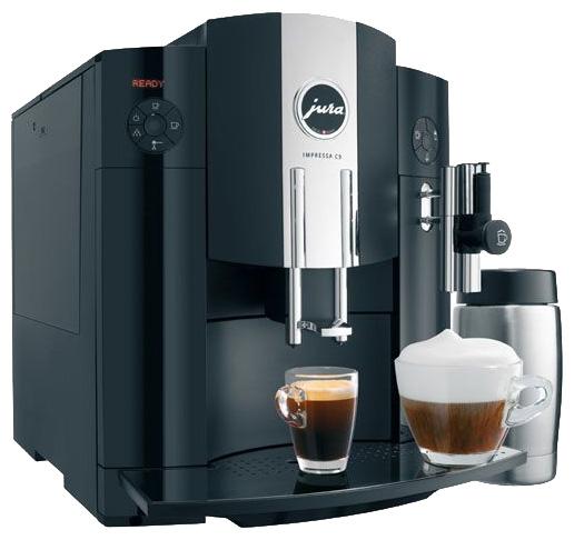 Кофемашина jura impressa c9