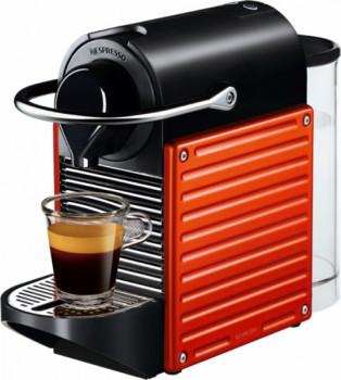 Кофеварка krups xn 300610 nespresso pixie red