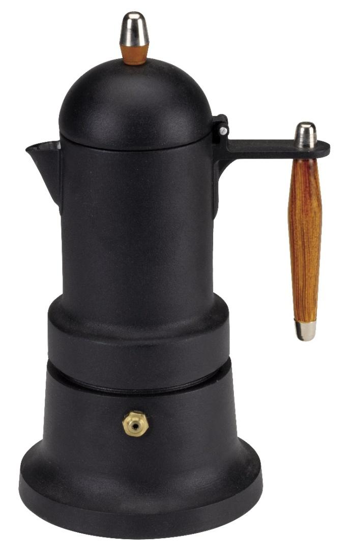 гейзерная кофеварка Minni