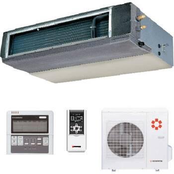 Типы кондиционеров  кассетные и канальные кондиционеры