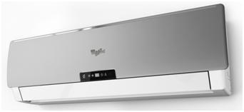 Сплит-системы дизайн-коллекции Whirlpool Sail Premium Line