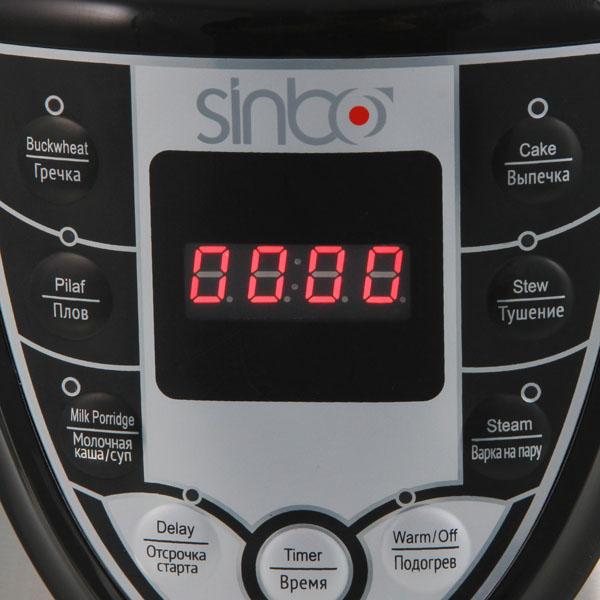 мультиварка по sinbo 5035 sco применению инструкция
