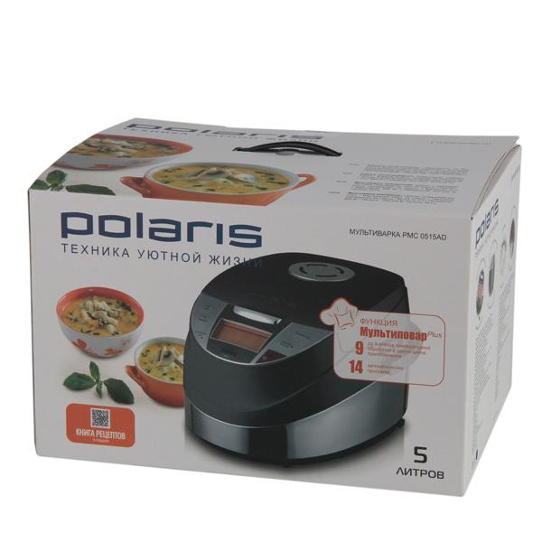 рецепты в мультиварке polaris 0515ad