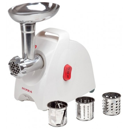 Meat mincer Supra: models, characteristics, reviews