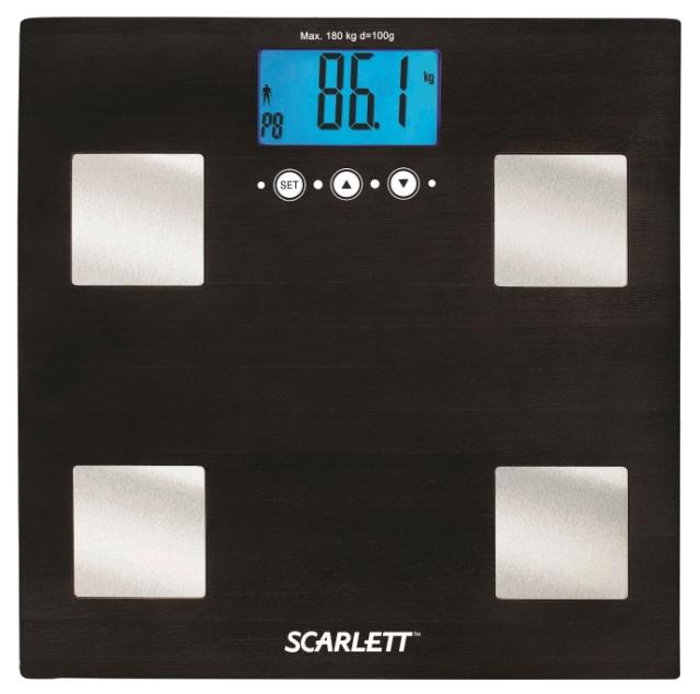весы scarlett vita spa инструкция