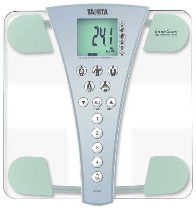 весы напольные электронные танита отзывы