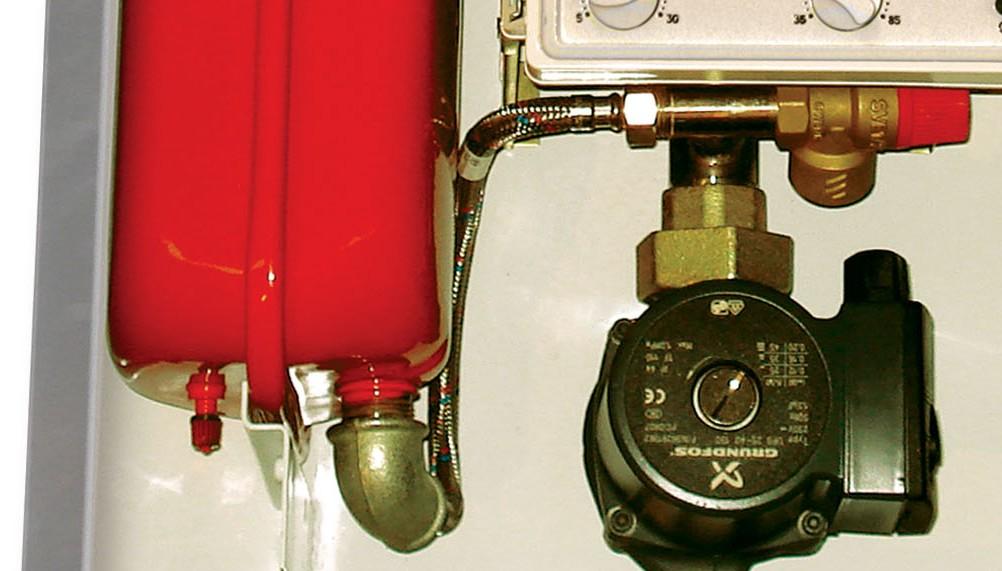 Котел электрический Руснит 205