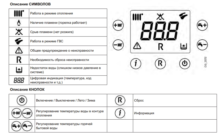 Baxi ECO Compact 14F