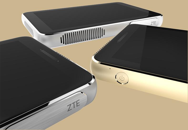 Компания ZTE разработала смартфон с визуальным управлением