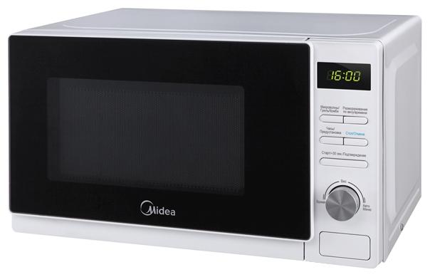 am820cww-w микроволновая печь инструкция midea