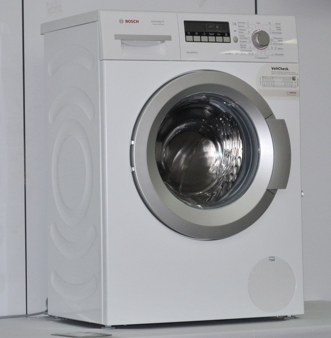 Инструкция для стиральной машинки bosch aa 800 class