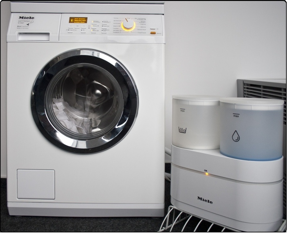 Инструкция по эксплуатации стиральных машин miele