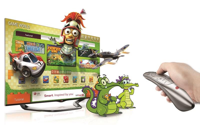 Игры для телевизоров cinema 3d smart tv