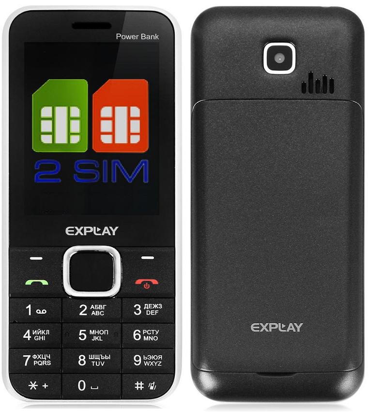 телефон explay power bank инструкция