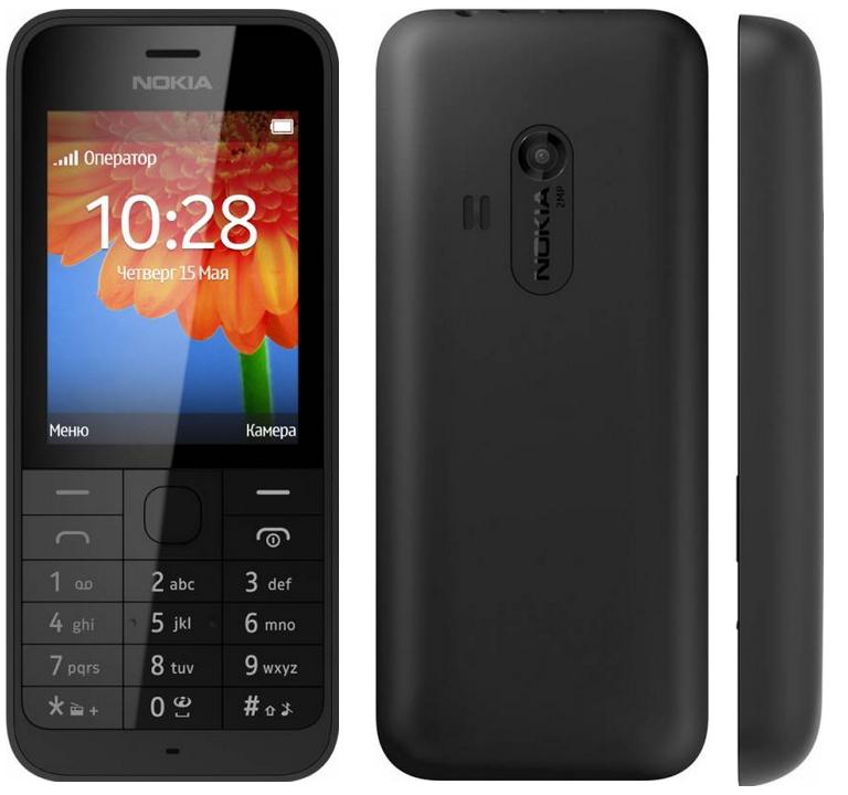 Nokia Dual Sim 220 инструкция - фото 3