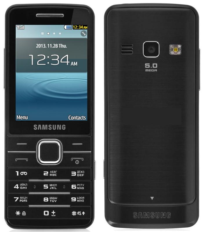 Мобильный телефон samsung s5611 black обзор мобильный телефон samsung galaxy a3 a300 silver