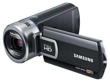 Видеокамеры Samsung Инструкция