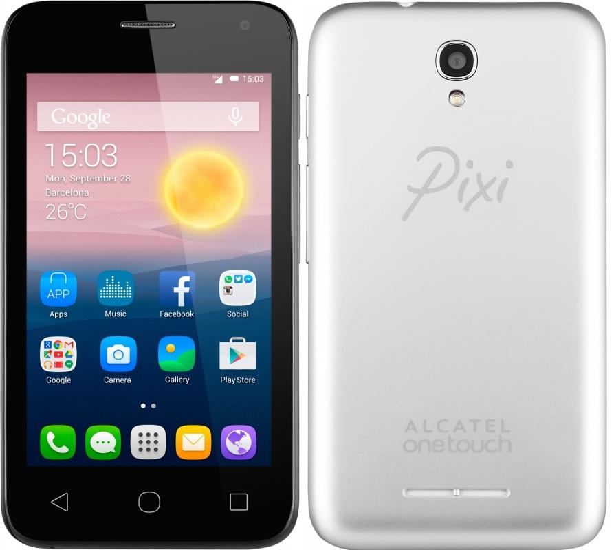 смартфон alcatel one touch pixi first 4024d инструкция видео