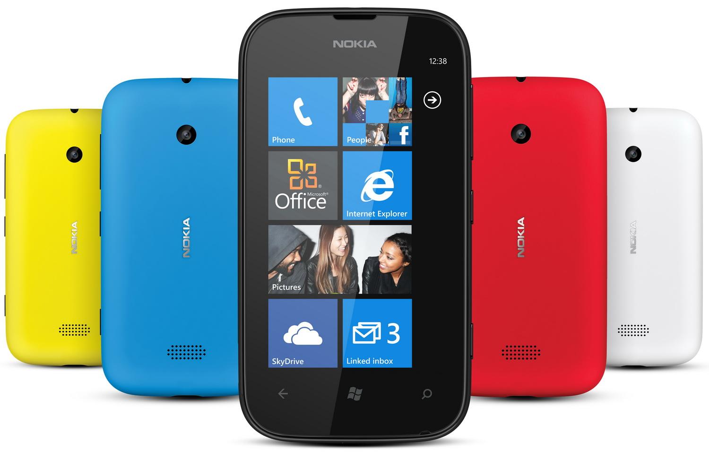 Nokia Lumia 510 Инструкция