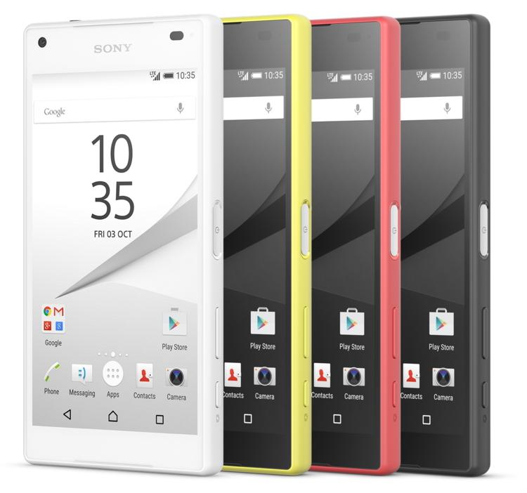 Руководство Пользователя Sony Xperia Z5 Compact - фото 8
