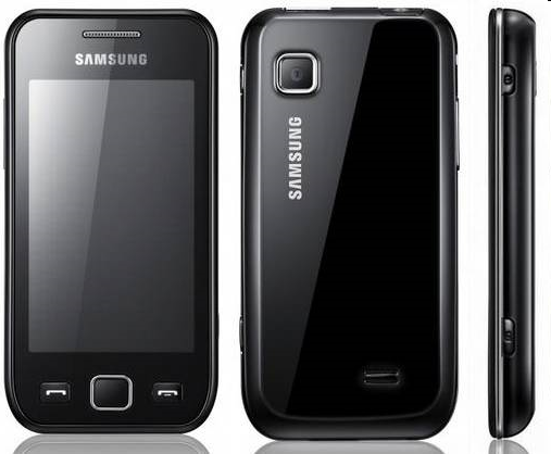 Samsung Wave 525 Руководство